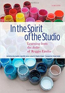 "Cover of ""In the Spirit of the Studio"""