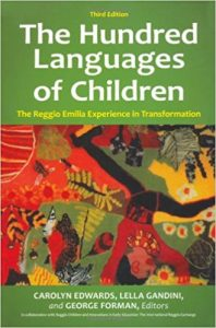"cover of ""The Hundred Languages of Children"""