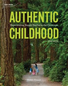 "cover of ""Authentic Childhood"""