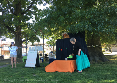 Harvest-celebration-puppet-show