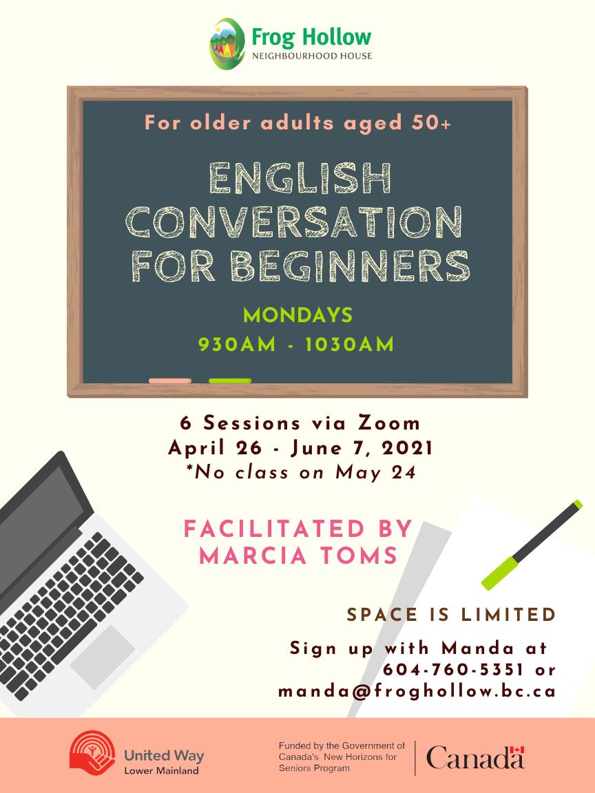 english-conversation-for-beginners-frog-hollow-seniors-program-2021